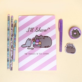 Set Papeterie Pusheen The Cat