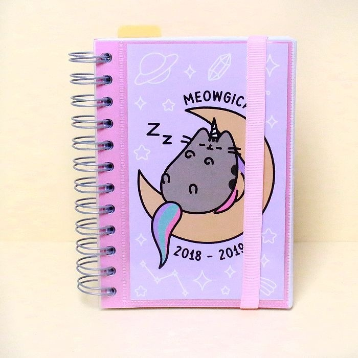 Agenda personnalisable Pusheen The Cat Meowgical