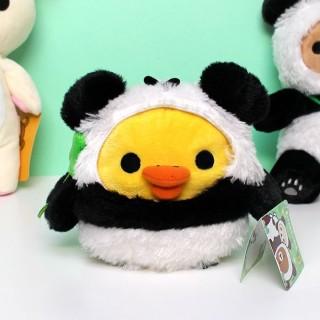 Peluche Kiiroitori Panda (12cm)