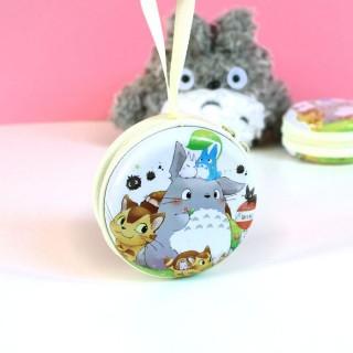 Boîte pour écouteurs Totoro Studio Ghibli