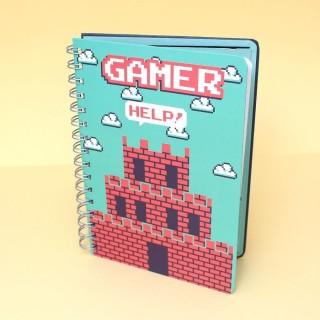 Carnet Gamer - Help !