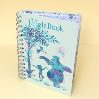 Carnet Le Livre de la Jungle