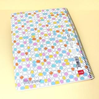 Cahier Disney Tsum Tsum (A4)