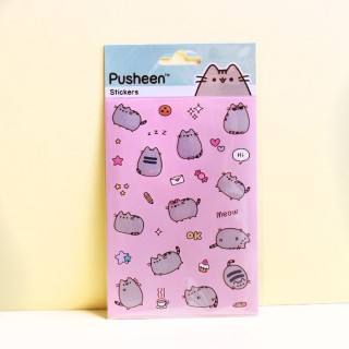 Autocollant Pusheen The Cat Meow
