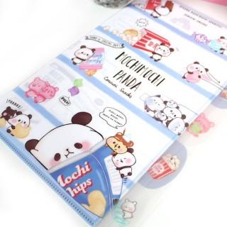 Pochette intercalaires Mochi Mochi Panda - Chips