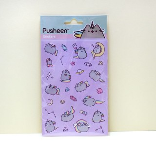 Autocollant Pusheen The Cat Licorne