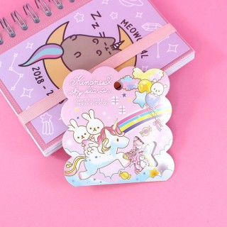 Pochette Stickers Kindness Sky Flavour