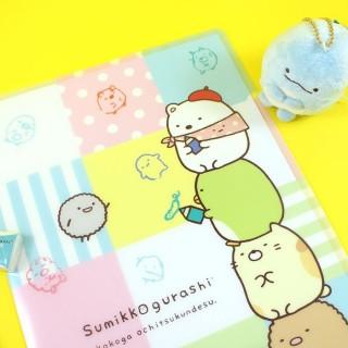 Pochette A4 Sumikko Gurashi - Crayon