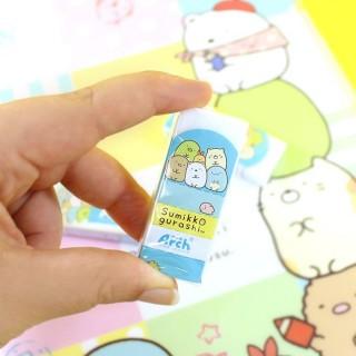 Gomme Sumikko Gurashi Bleu ARCH / Tamtokki.com - Boutique Kawaii en France IM#5512