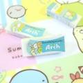 Gomme Sumikko Gurashi Bleu ARCH