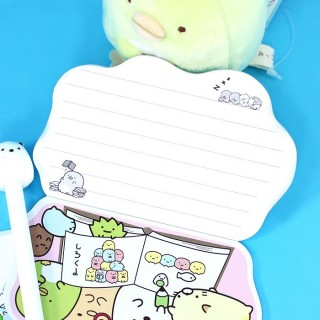Bloc Note Sumikko Gurashi - Dessinons ! / Tamtokki.com - Boutique Kawaii en France IM#5546