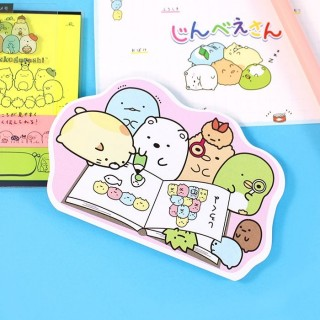 Bloc Note Sumikko Gurashi - Dessinons ! / Tamtokki.com - Boutique Kawaii en France IM#5548