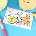 Bloc Note Sumikko Gurashi - Pique-niquons !