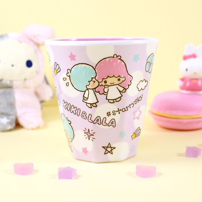 Verre Little Twin Stars - Kiki & Lala