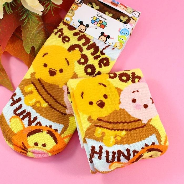 Chaussettes Disney - Winnie L'ourson