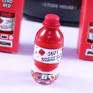 ETUDE HOUSE Soft Drink Tint : Straw Coke ! Red