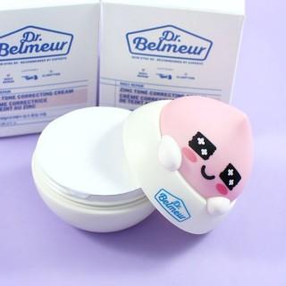 Crème correctrice de teint au zinc Dr Belmeur THE FACE SHOP X KAKAOTALK