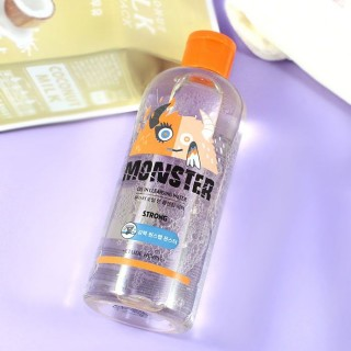 Eau démaquillante biphasée Monster 300ml ETUDE HOUSE