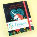 Notebook Premium Licorne For Magical Moments