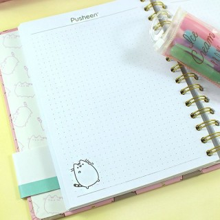 Notebook Premium Pusheen The Cat