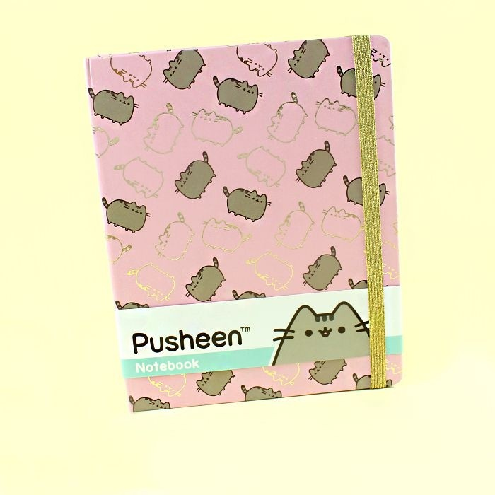 Notebook Premium Pusheen The Cat