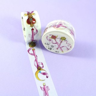 Washi Tape Sailor Moon - Septre