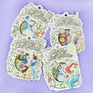 Pochette de stickers Princesses Disney