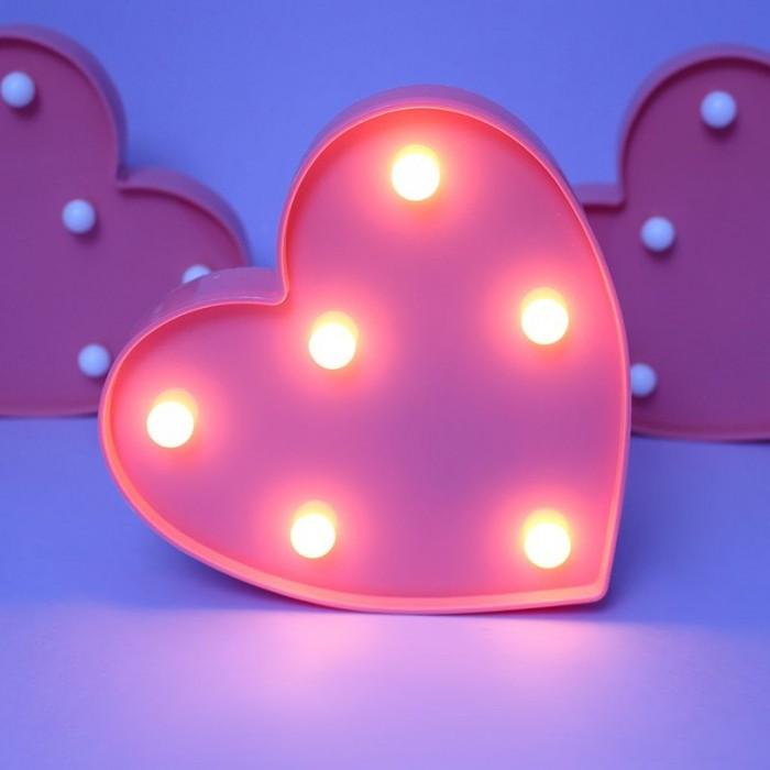 Lampe Kawaii Heart