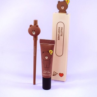 Palette Paint Liner Missha Line Friends Edition