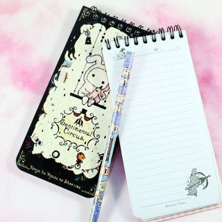 Carnet de Note Sentimental Circus - Model A