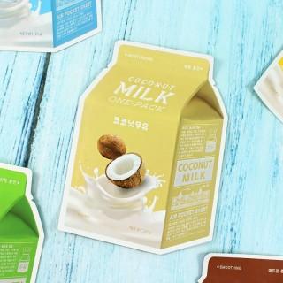Masque Milk One Pack A'Pieu