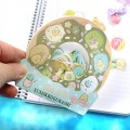 Pochette Stickers Sumikko Gurashi Donuts