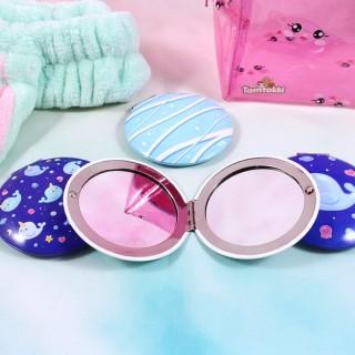 Miroir de Poche - Narwaii & Friends / Tamtokki.com - Boutique Kawaii en France IM#6729