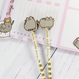Crayon à Papier Pusheen avec Gomme / Tamtokki.com - Boutique Kawaii en France IM#6865