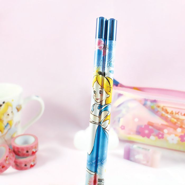 Crayon à Papier Disney - Alice / Tamtokki.com - Boutique Kawaii en France IM#6940