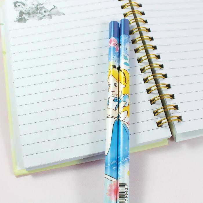 Crayon à Papier Disney - Alice / Tamtokki.com - Boutique Kawaii en France IM#6942