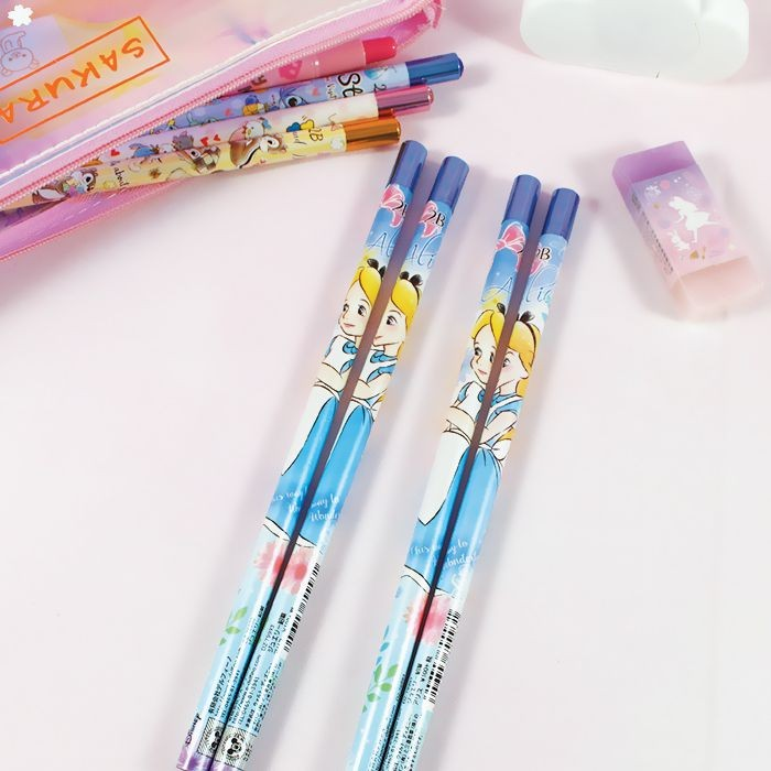 Crayon à Papier Disney - Alice / Tamtokki.com - Boutique Kawaii en France IM#6945