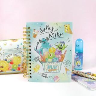 Carnet de Note Disney - Monstres et Cie / Tamtokki.com - Boutique Kawaii en France IM#6971