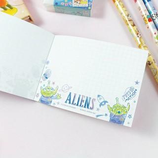 Bloc Note Disney - Aliens / Tamtokki.com - Boutique Kawaii en France IM#6982