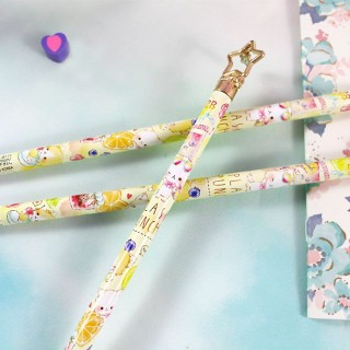 Crayon à Papier Splash Punch / Tamtokki.com - Boutique Kawaii en France IM#7126