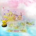 Set 3 Pochettes Pokémon - Pikachu et Evoli