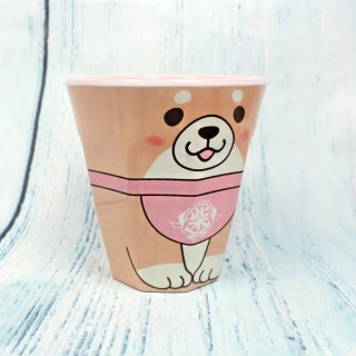 Verre Chuken Mochi Shiba - Sakura / Tamtokki.com - Boutique Kawaii en France IM#7201
