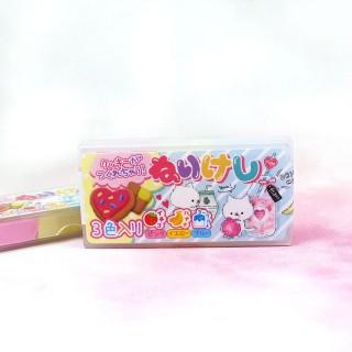 Gommes parfumées - Petits Biscuits Chat / Tamtokki.com - Boutique Kawaii en France IM#7258