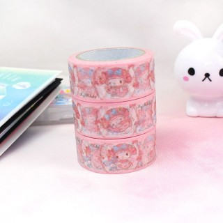 Washi tape My Melody - Rose