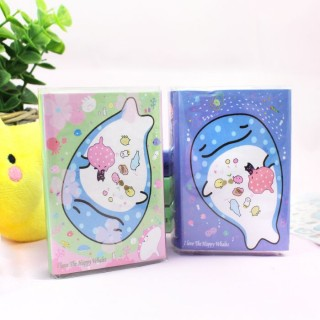 Carnet de 12 Post-it Jinbei San / Tamtokki.com - Boutique Kawaii en France IM#7423