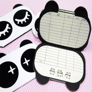 Planner panda
