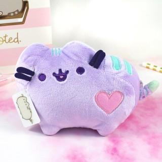 Peluche Pusheen - Mini Violet / Tamtokki.com - Boutique Kawaii en France IM#7775
