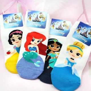 Chaussettes Disney - Princesse Disney Chibi