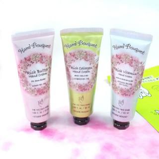 Crème pour les mains Etude House - Hand Bouquet / Tamtokki.com - Boutique Kawaii en France IM#7953