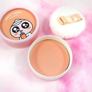 Blush Pastel Cushion - The Face Shop X Kakao Friends
